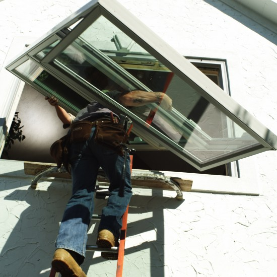 Apex Master Installer Window Installation Ladder